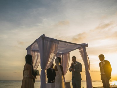 Wedding At Karma Kandara Resort - Bali // VALYA & AARON