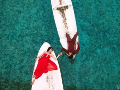 Engagement Destination // Lembongan Island // Junk & Ewin