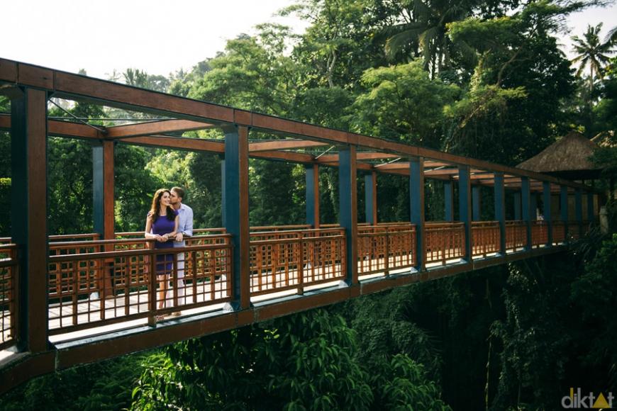 John & Jane // Prewedding in Bali // Four Seasons Resort Bali at Sayan // Ubud – Bali » Diktat