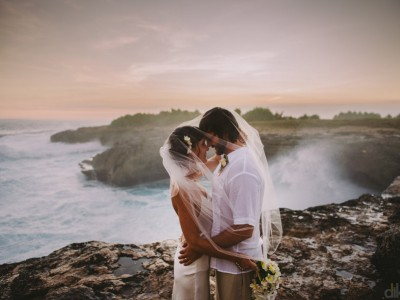 Wedding at The Point Lembongan Islands // Robert & Jaime // Wedding Destination