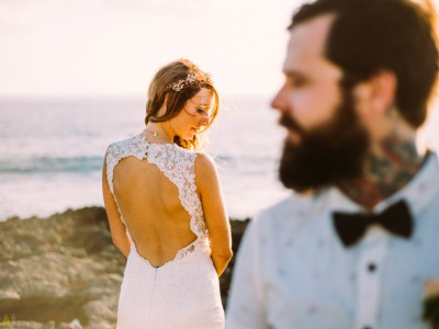 Wedding destination // Gas & Lauren // Lembongan Island - Bali