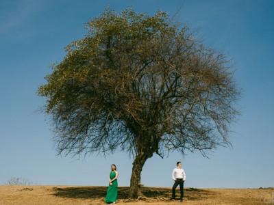 Prewedding in Bali // Joyce & Ben