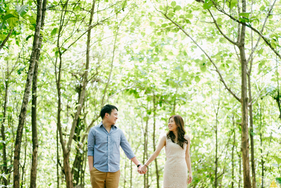 Engagement jong sheng michelle by diktat diktat for Bali mariage location