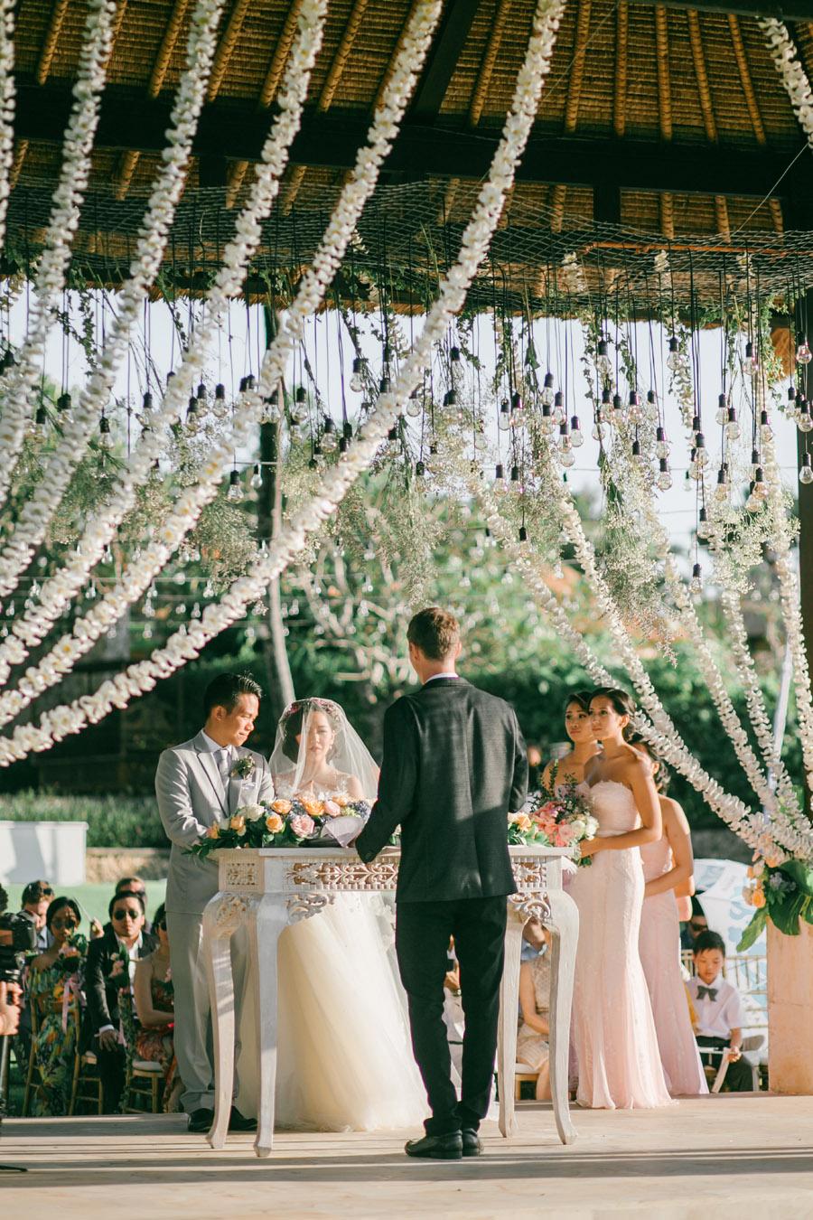 Ayana Villa Wedding Jon & Michelle by Kadek – Diktat Photography