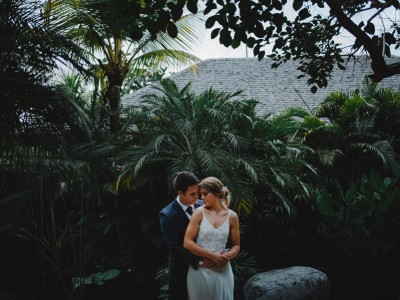 Dea Villas Wedding // Jordan & Rebecca Wedding // by Kadek