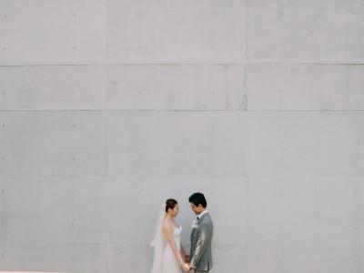Bali Wedding Destination - Steffi and Jason at Arnalaya Villa - Canggu - Bali by Diktat