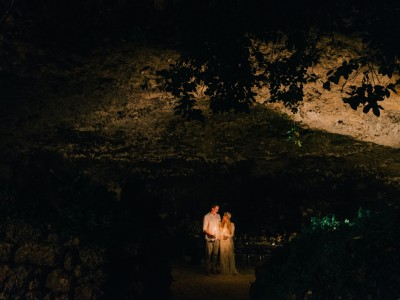 Bali Wedding Destination // Matt & Claire at Samabe Bali // by Diktat