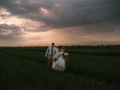 Bali Wedding Destination - Rachael + Peter at Alila Villas Soori - Bali- by Diktat