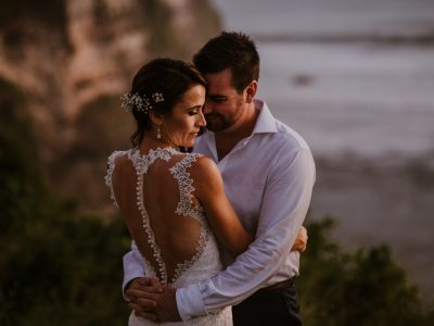 Bali Wedding Destination // Adam + Nicky // Uluwatu Surf Villa - Bali // by Diktat