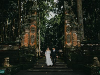 Ubud Elopement // Darrin + Kathryn at Alila Ubud by Kadek