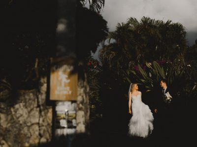 Intemate wedding // Sarah + Ryan // Micks Place - Uluwatu - Bali // by Diktat