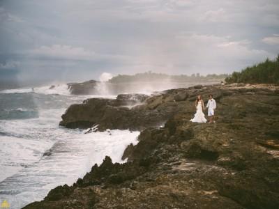 Yukio & Mami // first session photoshoot in lembongan island