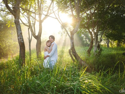 Yukio & Mami // 2nd session photoshoot in lembongan island