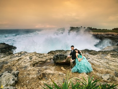 Pre Wedding Destination // Lembongan Island - BALI