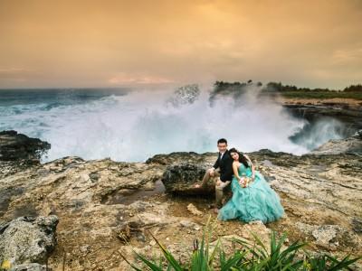 Pre Wedding Destination // Lembongan Island - BALI
