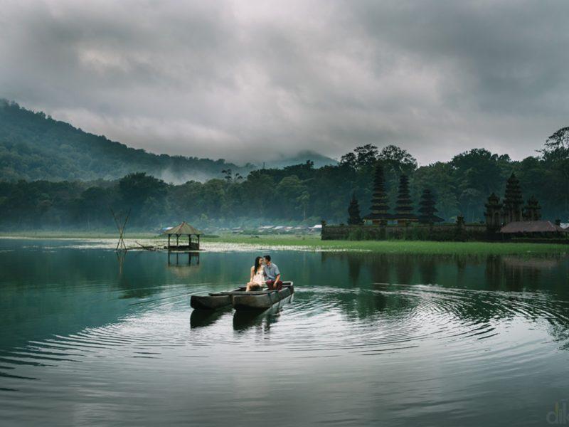 Prewedding Kayun & Komang // bali engagement destination