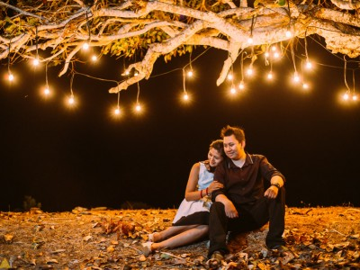 Engagement Destination Photoshoot // Hendra & Dimitry