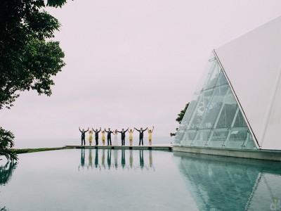 Wedding Day Willy & Fransisca // By Diktat