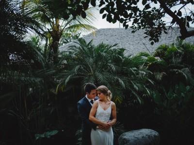 Dea Villas Wedding // Jordan & Rebecca Wedding // by Kadek
