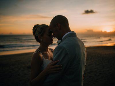 Bali Wedding Destination // Maria + Dom at Semara  Beach House // By Diktat