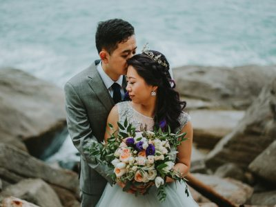 Phuket Wedding Destination // Alex & Andy Wedding by Kadek