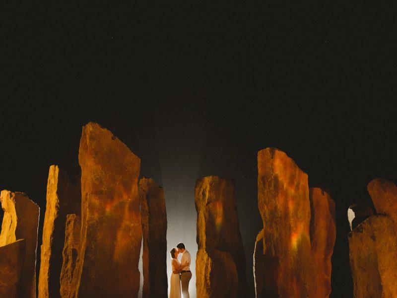 Bali Wedding Destination // Vania & Pedro Elopement by Kadek