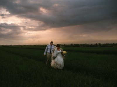 Bali Wedding Destination - Rachael + Peter at Alila Villas Soori - Bali- by Diktat
