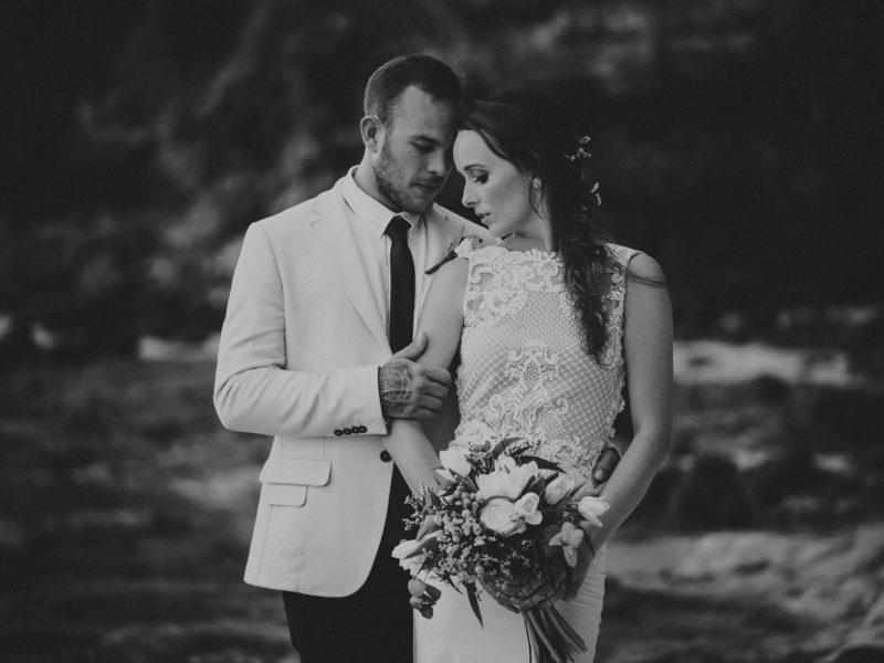Bali Wedding Destination // Aimee + Blake Wedding at The Ungasan by Kadek