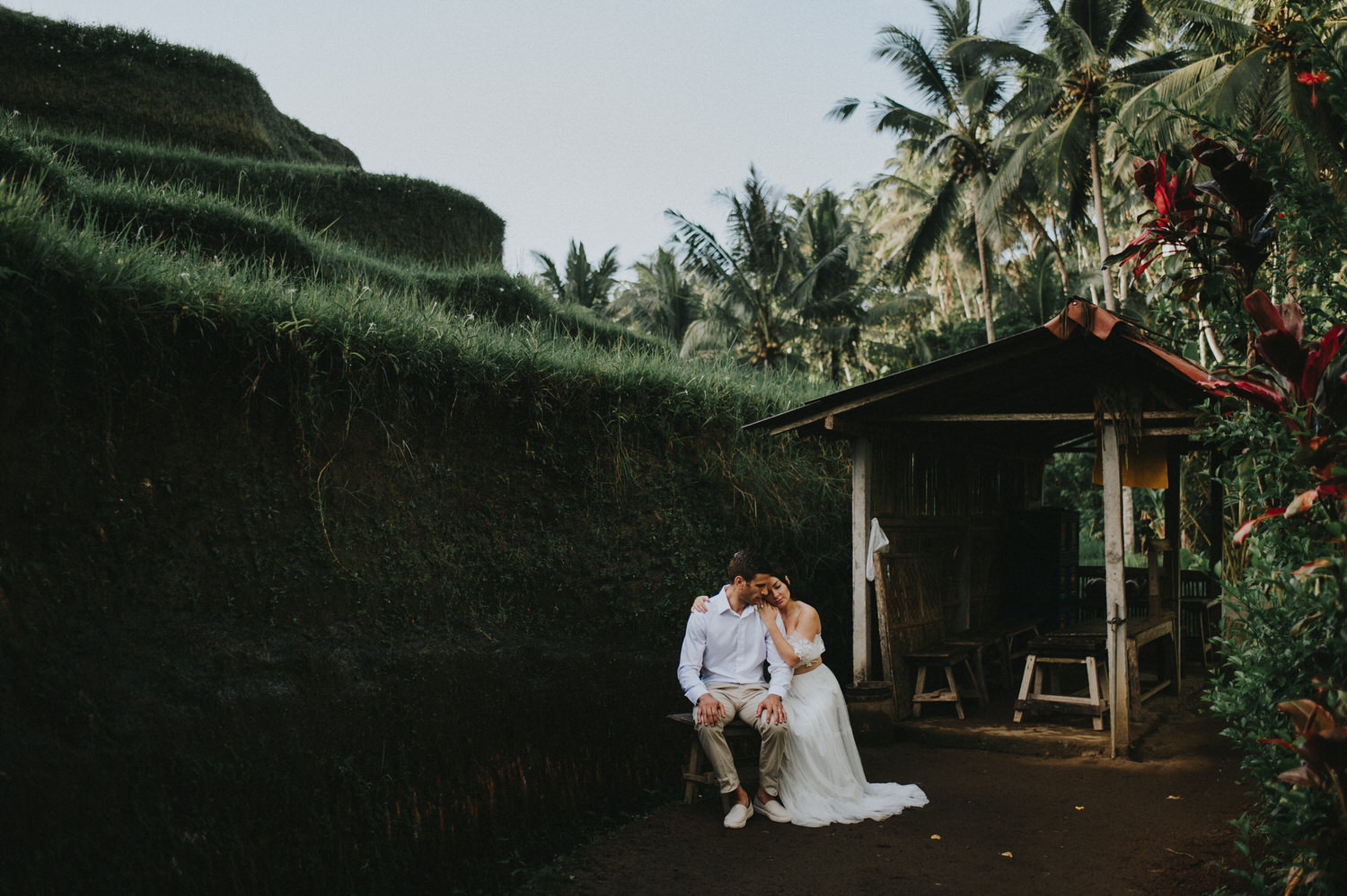 bali wedding - elopement - ubud wedding - diktatphotography - olga + Jason - 19
