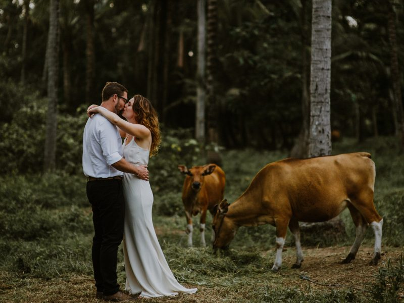Bali Wedding Destination // Rhianne + Tim // Villa Lumia - Ubud // by Diktat