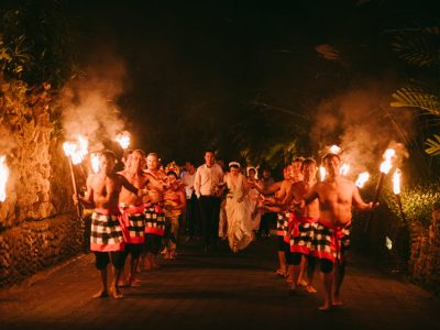 Ubud Wedding // Jay + Lou Wedding at The Royal Pita Maha Ubud by Kadek