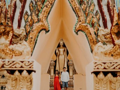 Engagement Destination // James + Maria // Koh Samui - Thailand // by Diktat