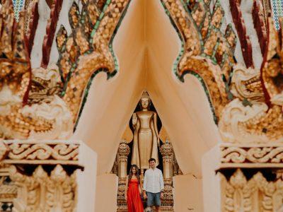 Engagement Destination // James + Maria // Koh Samui - Thailand // by Diktat