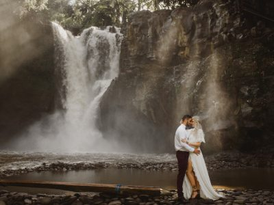 Bali Prewedding Destination // Shireen + Sam // by Nyoman