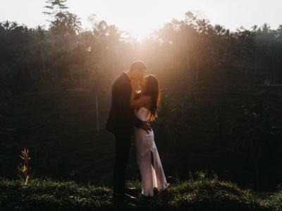 Bali Elopement // Winnie + Andrew // Capung Sebali - Ubud // By Kadek