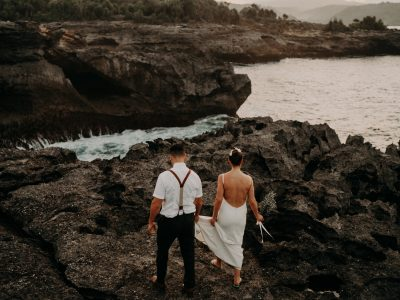 Bali Elopement // Rikka & Andrew by Diktat // in Lembongan Island - Bali